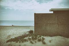 off season, alternative frameworks on the beach***