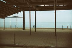 off season, alternative frameworks on the beach*