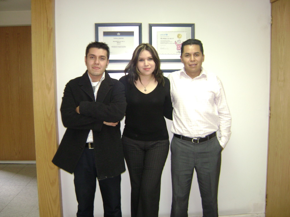 Office boys