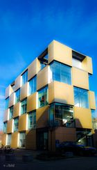 office building nikolaiplatz
