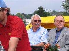offizielle Einweihung durch Oberbürgermeister Haug und die Großspender