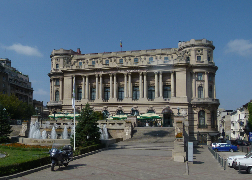 Offizierskasino in Bukarest