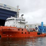 Offshore Support Vessel ..