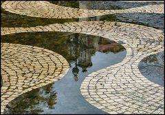 Oggi a Lisboa dopo la pioggia