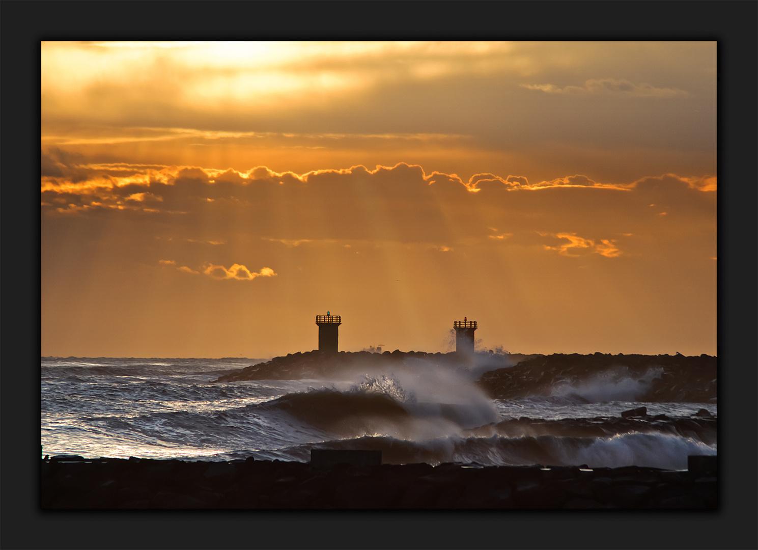 Oggi mare grosso