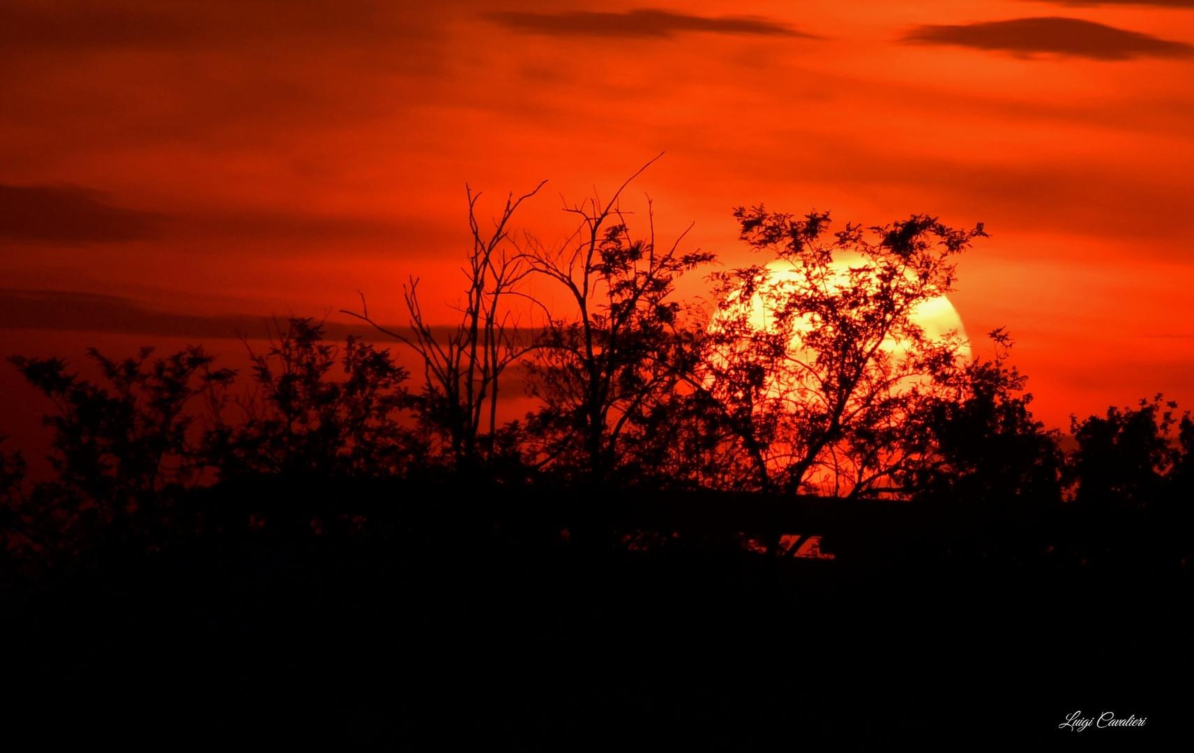 Ogni tramonto è una promessa dell'alba che verrà...