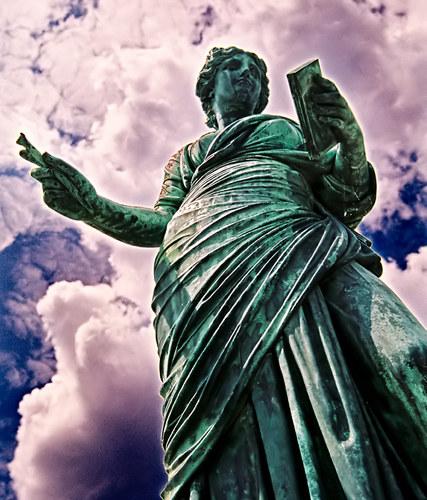 Oh Angela - vom Himmel hoch, da kommt sie her