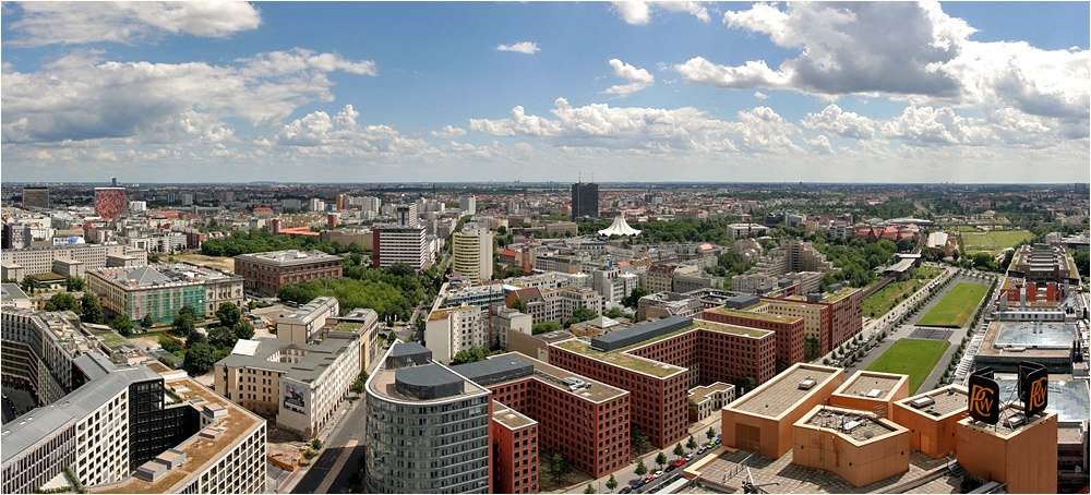 Oh, du wunderschönes Berlin...
