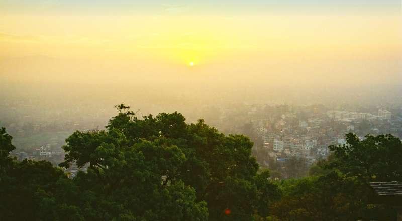 Oh my Kathmandu ...