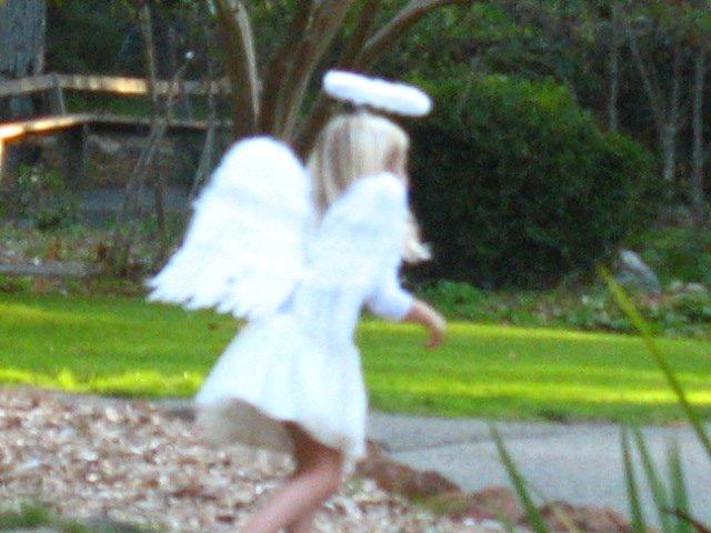 Oh, un ange