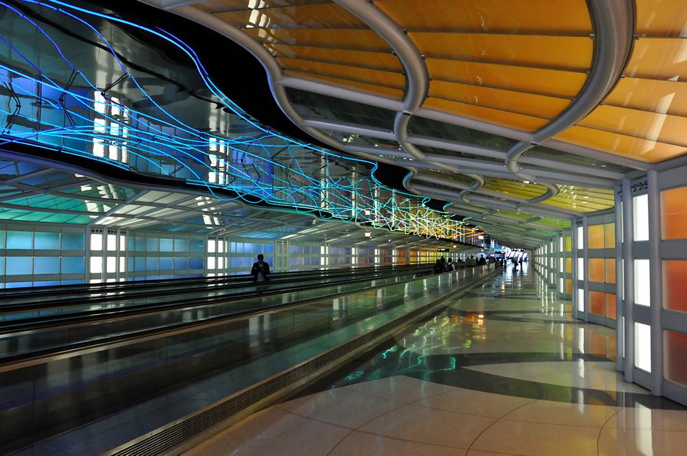 O'Hare Terminal 1