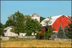 Ohio   Amish Country Idyll  