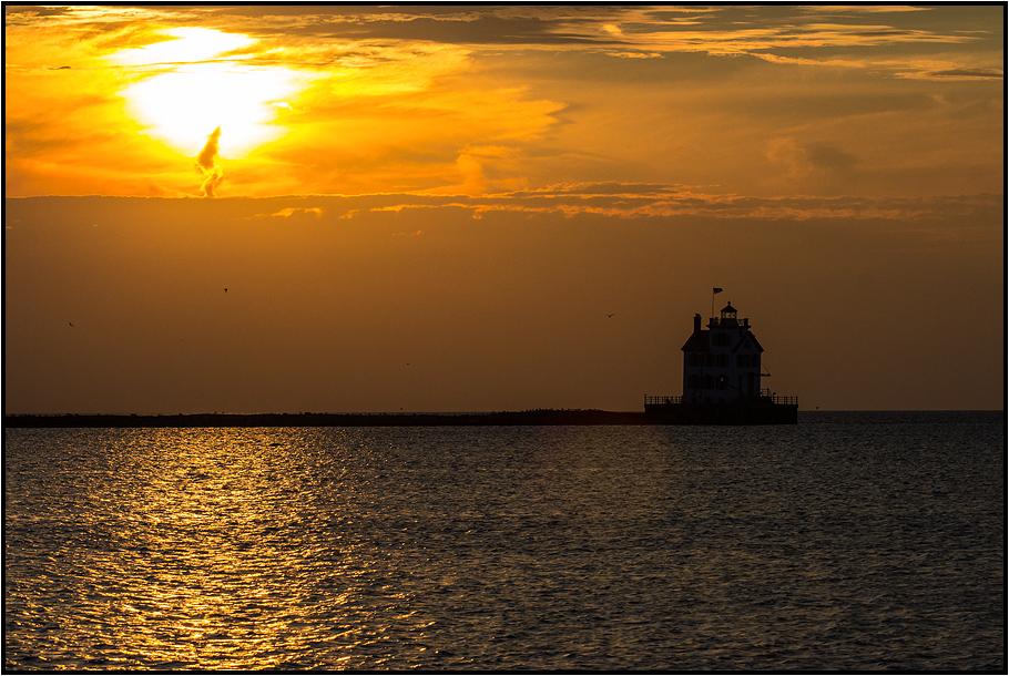Ohio   Lake Erie  