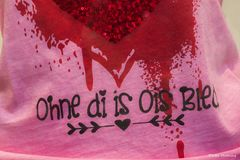 """""""Ohne di is ois bled"""""""