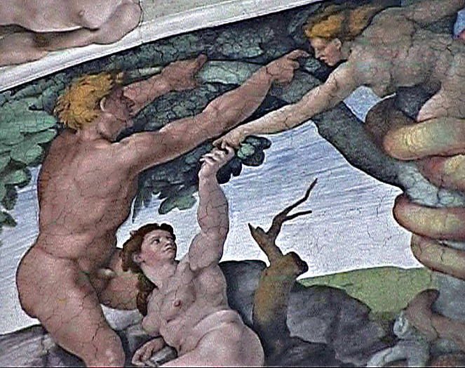 Ohne Eva kein Osterfest