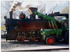 ohne Kohle kein Dampf - gemeinsam in ein neues Eisenbahnjahr