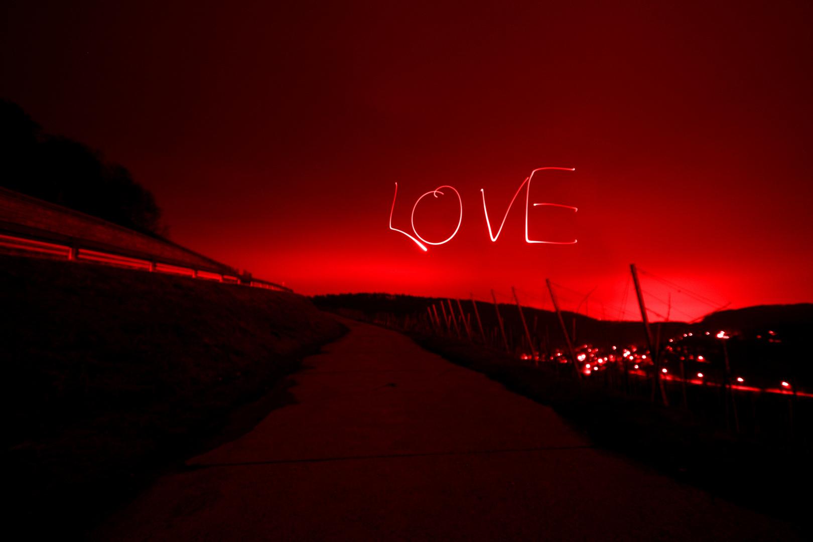 ..ohne liebe kein leben...