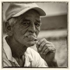 ...ohne meine Havanna geht nichts !