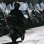 ohne Mopeds wäre Italien nicht Italien
