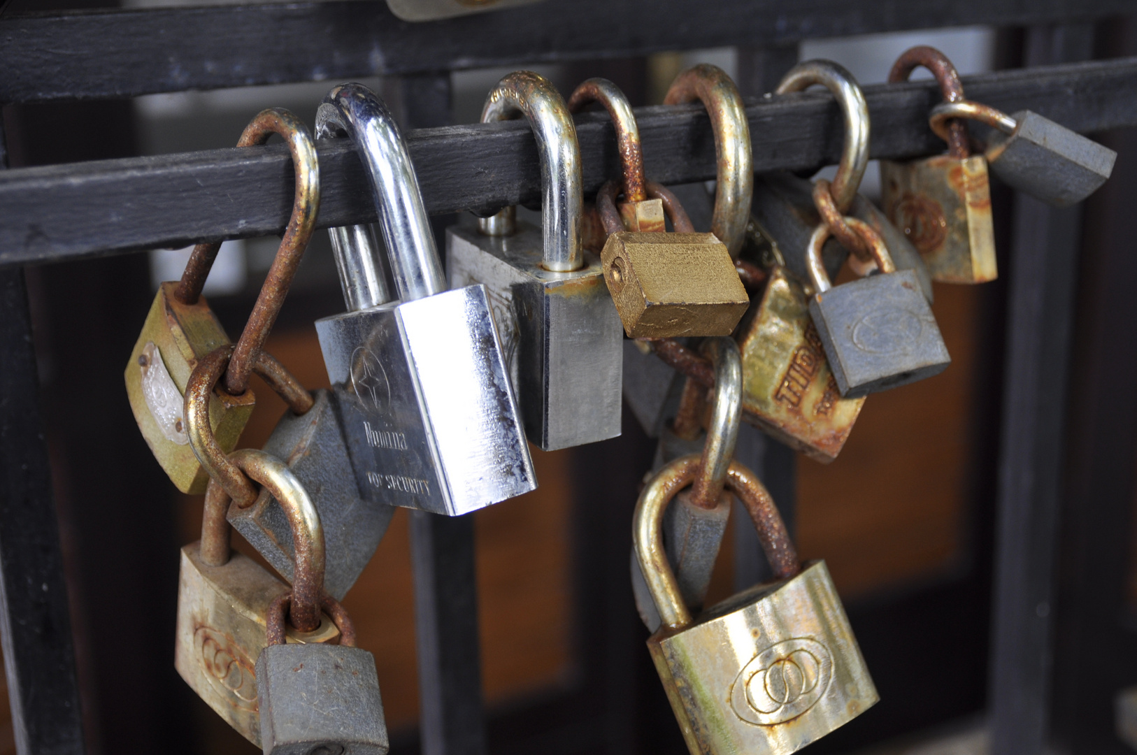 ohne Schlüssel