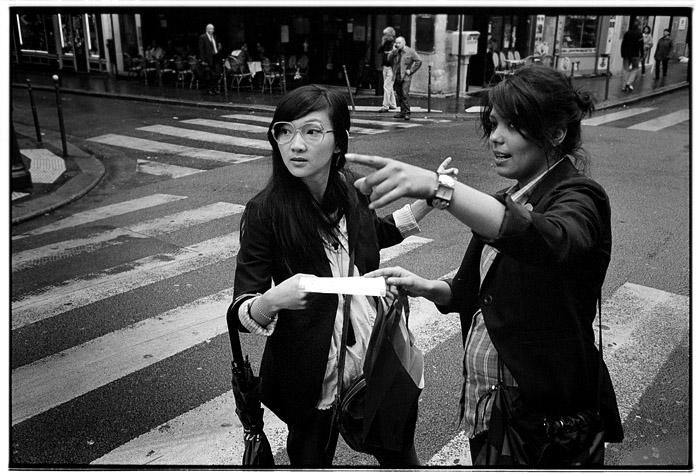 Ohne Titel. Paris Mai 2009.