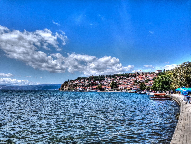 Ohrid Mazedonien 2013