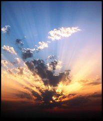 Oia - Sunset II