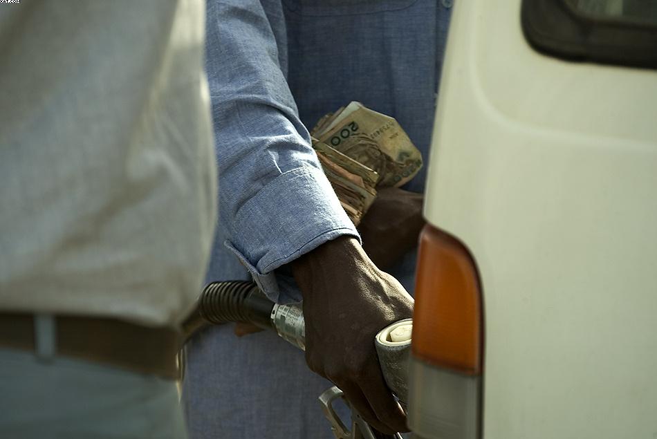 Oil is Money