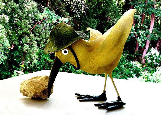 "oiseau : "" lithologue """