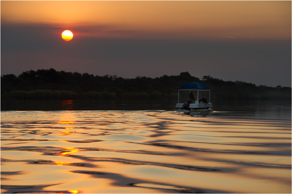 Okawango Sunset
