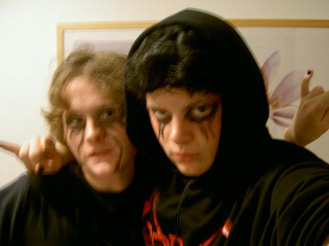 Okkult On Halloween