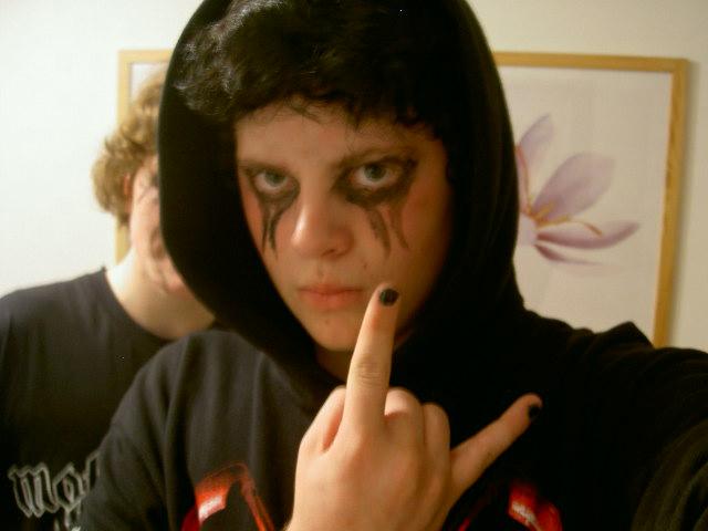 Okkult on Halloween 2