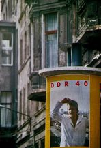 Oktober '89 - 40 Jahre DDR