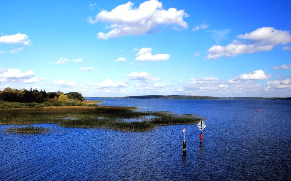 Oktober am Plauer See