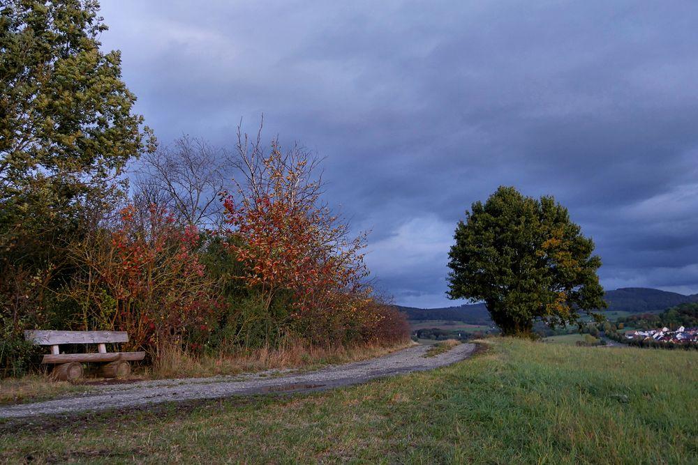 Oktober Heimat