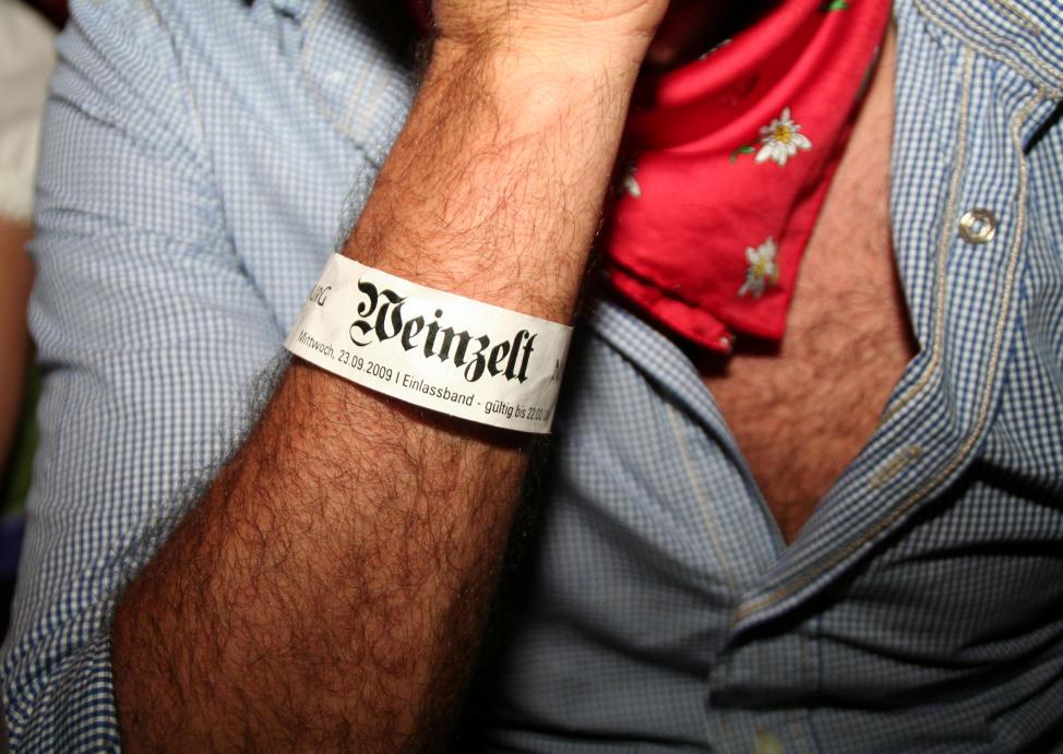"""Oktoberfest: """"Armbandl"""""""