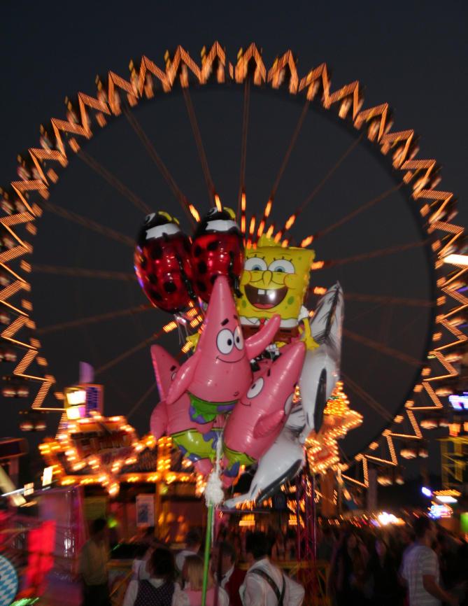 """Oktoberfest: """"Luftballons"""""""