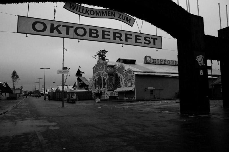 Oktoberfick nach dem Oktoberfest