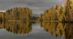 Finnland Herbst 2017