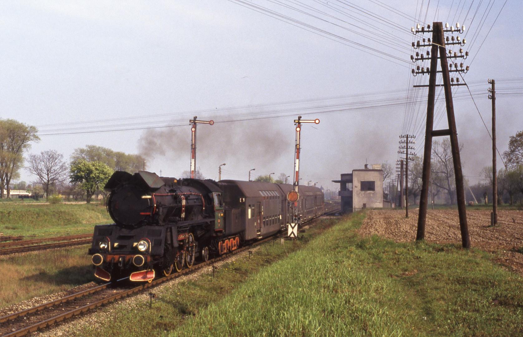 Verkehr A 93