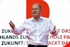 Olaf Scholz in Köln