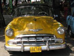 Olctimer in Santiago de Cuba