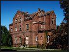 Old building in Guben, Germany