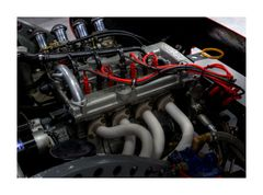 Old Car's ENGINE -2