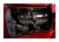 Old Car's ENGINE