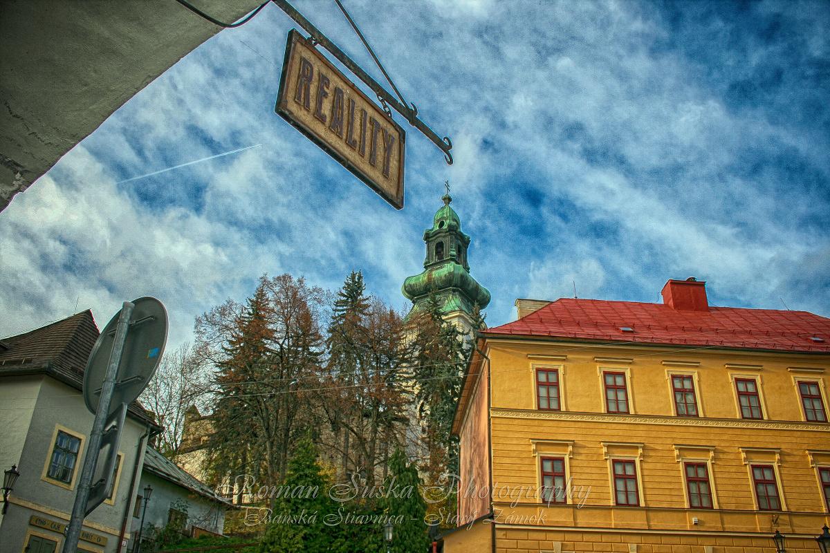 Old Castle - Banska Stiavnica SK
