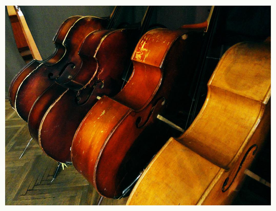 Old cello 2