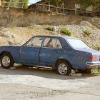 Old Chevrolet Opala