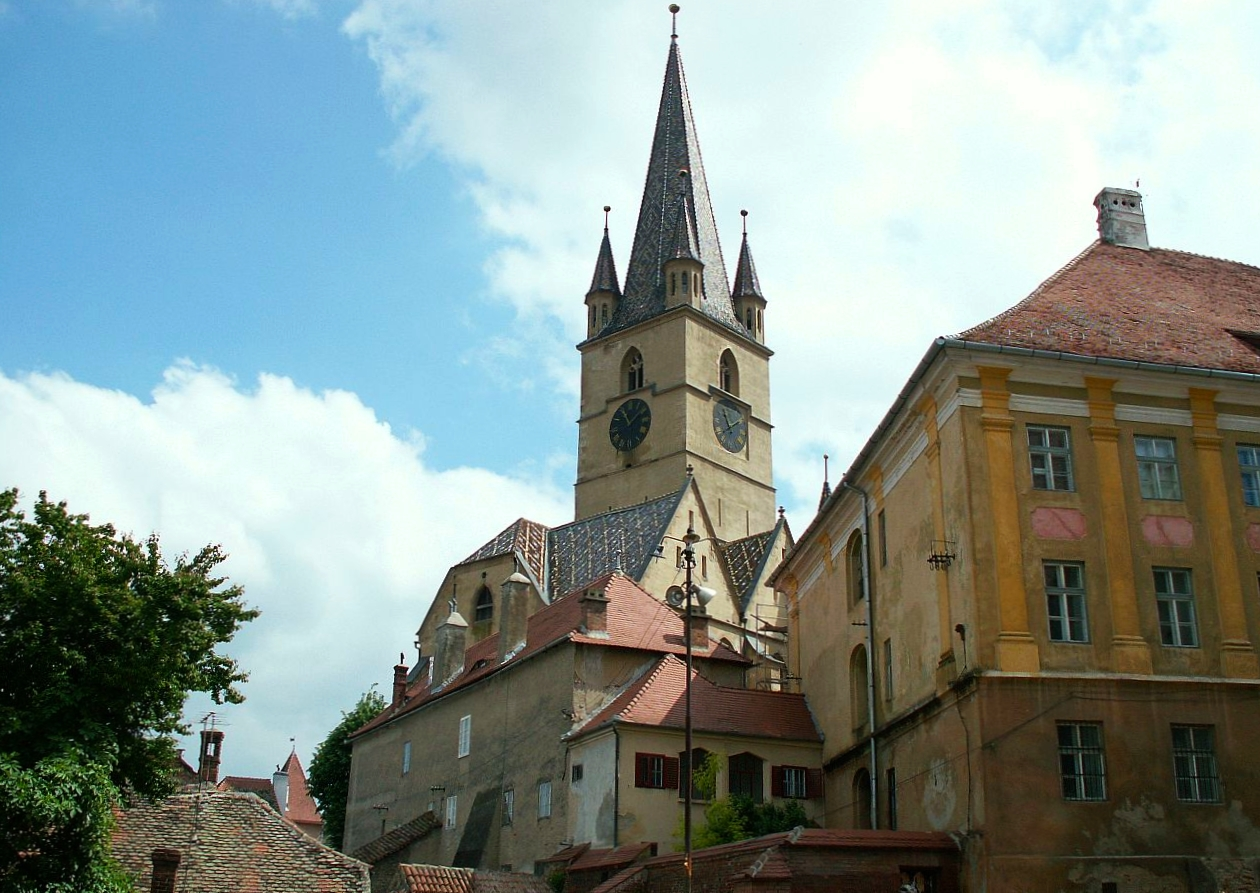 Old City Sibiu (Hermannstadt)