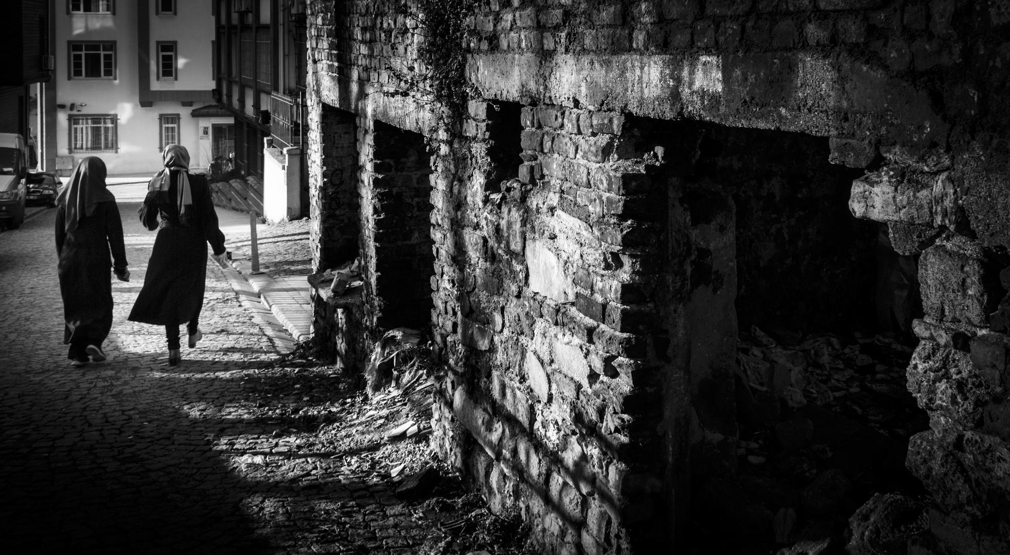 Old City Walking